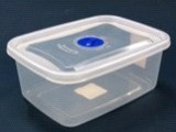 china plastic box for water