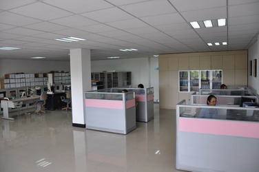 office of china plastic company